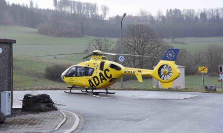 EILMELDUNG: Nach Betriebsunfall schwer verletzter Balver in Spezialklinik geflogen