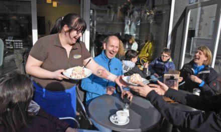 EILMELDUNG: In Balve ist die Eiszeit zurück