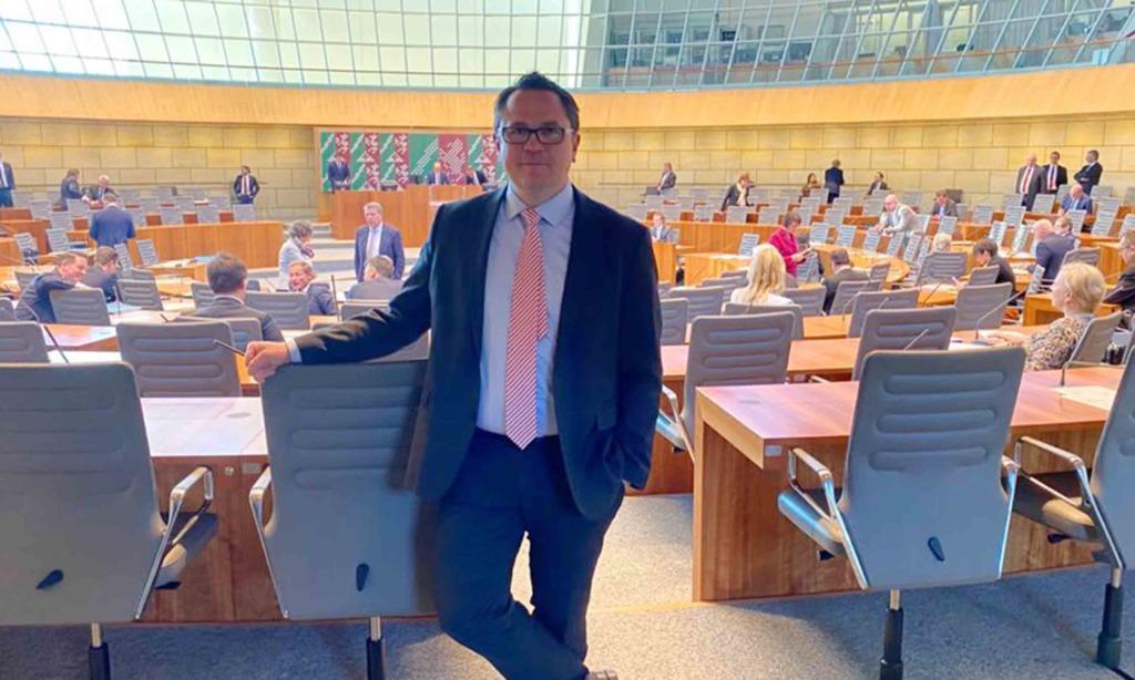 """CORONA – 25 Milliarden-Paket – MdL Voge: """"Wir kümmern uns um Selbstständige und Kleinunternehmen"""