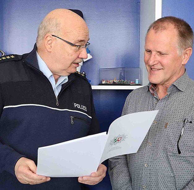 """""""Dorf-Sheriff"""" Franz-Josef Griese: """"Die 18 Jahre in Balve waren für mich das Highlight"""""""