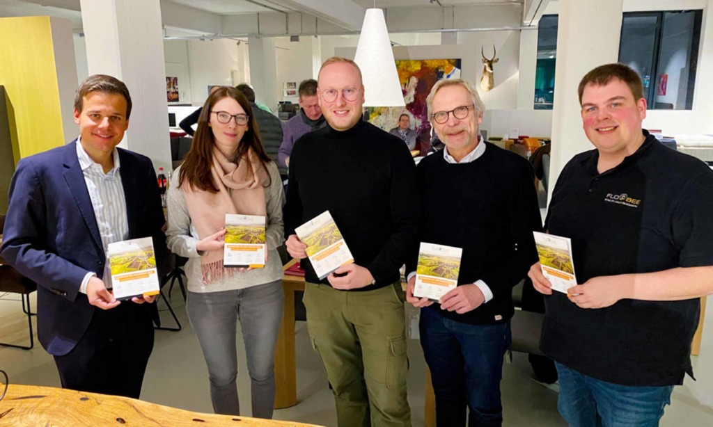 Flobee-Team startet im Mai mit Einzelhändlern aus Balve voll durch
