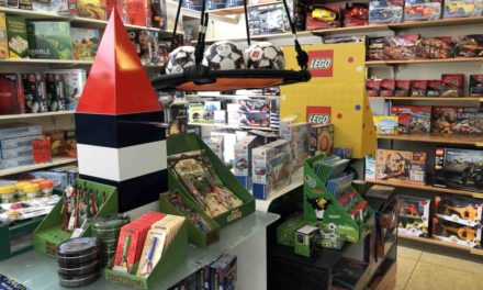 OSTER-GESCHENKE: Spielwarengeschäft Grewe richtet Bestell- und Lieferdienst ein