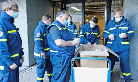 CORONA-KRISE: Märkischer Kreis richtet Einsatzleitung ein – Zugriff auf 3.800 Helferinnen und Helfer
