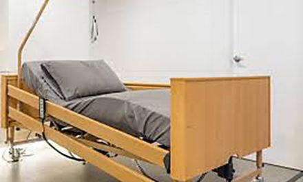 Elektrisches Krankenbett unentgeltlich abzugeben