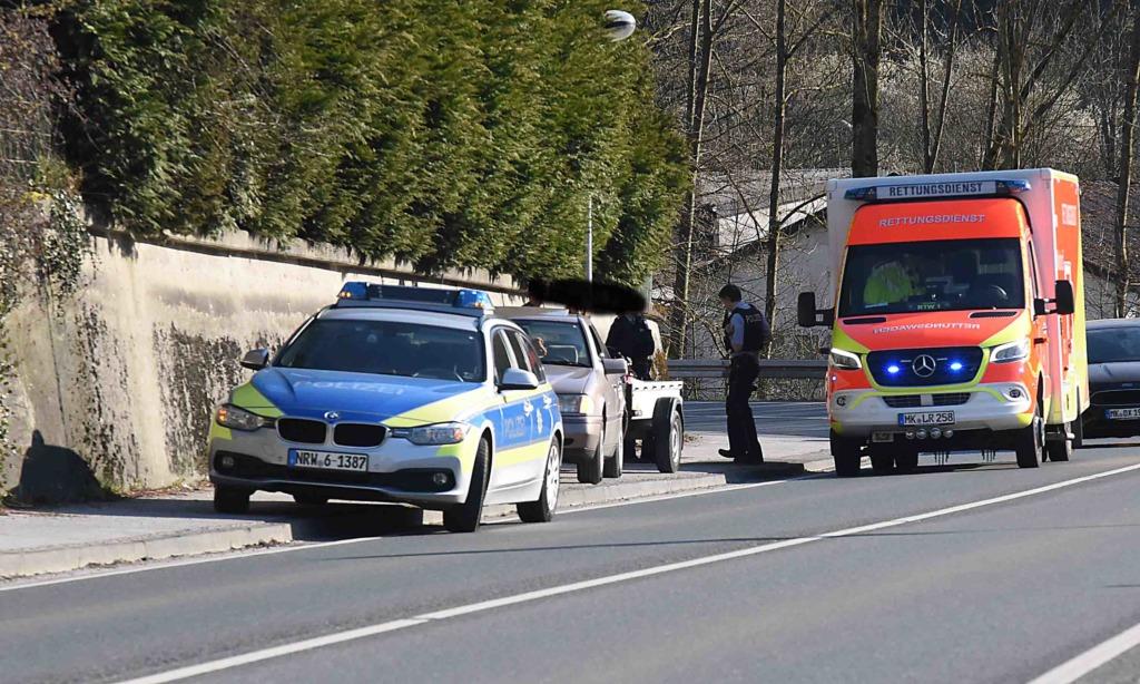 Abermals Unfall in Volkringhausen