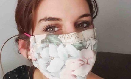 In Balve rattern die Nähmaschinen: Bürger stellen Mund-Nasen-Tücher her