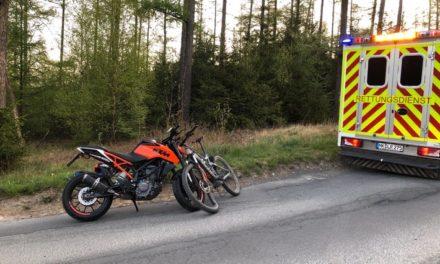 43-jähriger Neuenrader bei Unfall schwer verletzt