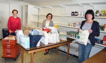 Caritas-De-Cent-Laden setzt ab sofort auf Einkaufs-Gutscheine