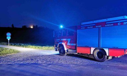 Aufgehender Mond versetzt Neuenrader Feuerwehr in Alarmbereitschaft