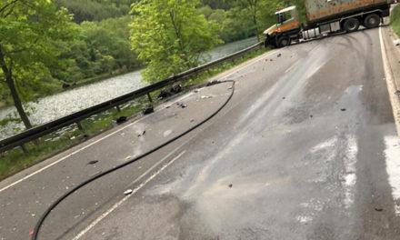 HEUTE ABEND: Biker aus Lüdenscheid stirbt bei tragischem Verkehrsunfall