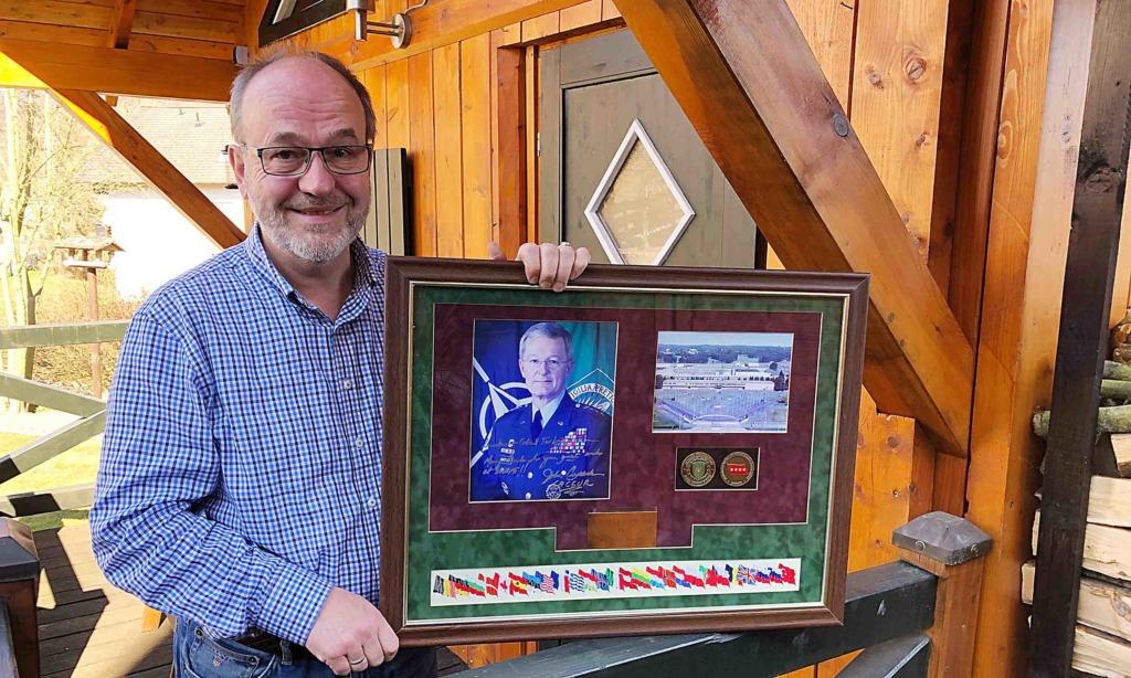 Oberstleutnant Terbrüggen wechselt nach 41 Jahren in den Ruhestand