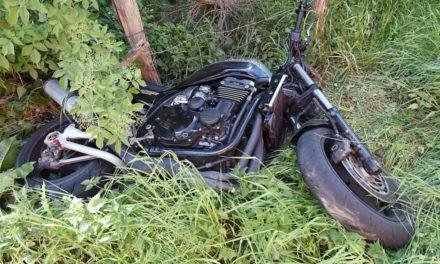 34-jähriger Biker bei Unfall in Leveringhausen schwer verletzt
