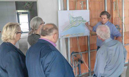 SORPESEE: Am 19. August eröffnet Goldbäckerei Gastro-Betrieb