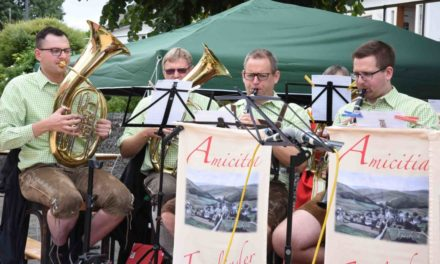 Schützenfestmusik: Egerländer aus Garbeck sorgen am 4. Juli für Stimmung in L.A.