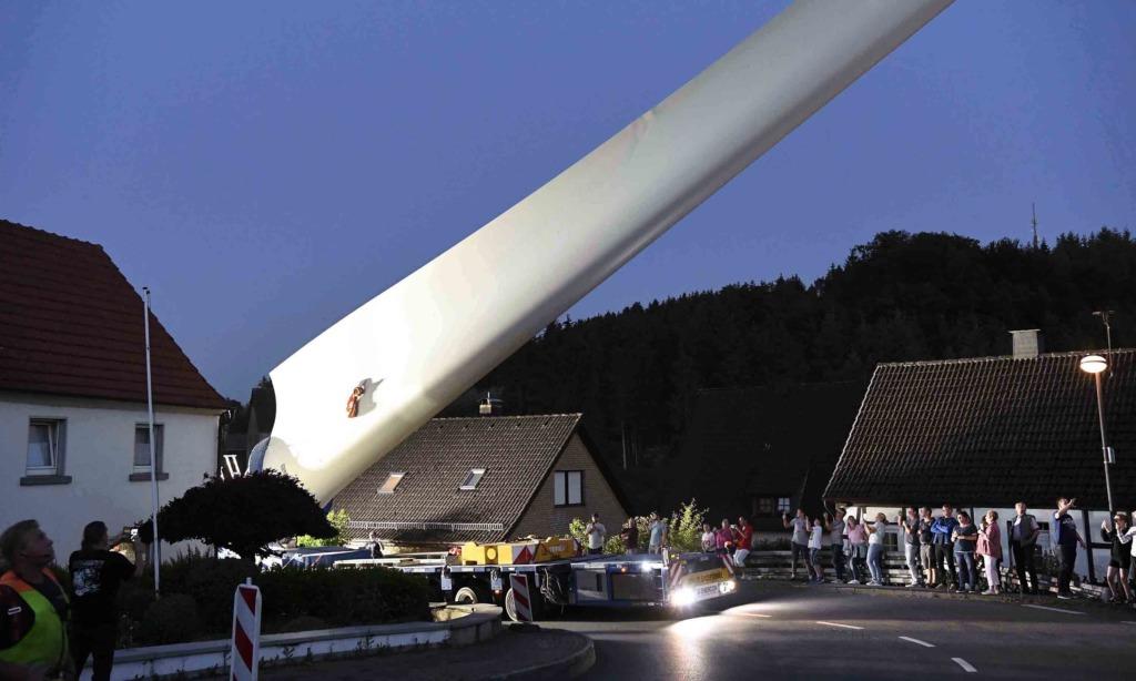 """Windflügel-Tourismus schreckt Bürgermeister Mühling auf – """"Coronagefahr wird unterschätzt"""""""