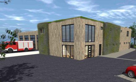 """LESERBRIEF: Heimwacht-Vorsitzender kritisiert """"nichtssagende Architektur des geplanten Feuerwehrgerätehauses"""""""