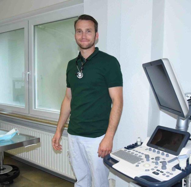 Großartiger Start von Dr. Moritz Flörke in die Selbstständigkeit