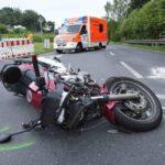 Biker aus Iserlohn bei Unfall in Balve schwer verletzt