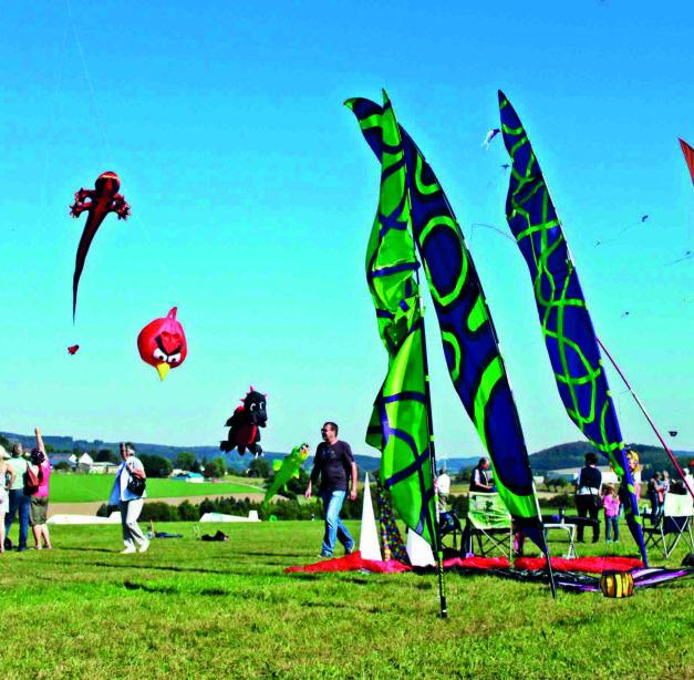 Luftsportverein Sauerland ist traurig: 27. Familien- und Drachenfest fällt aus