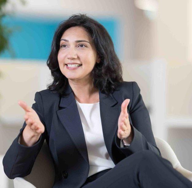 SENSATION: Nach 134 Jahren zieht mit einer Balverin erstmals eine Frau in die Bosch-Geschäftsführung ein