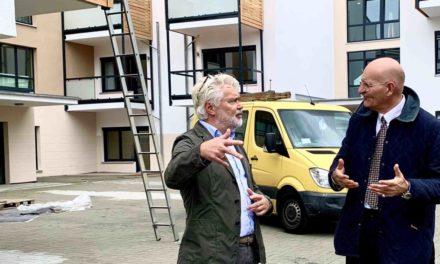 Seniorengerechtes Wohnen: Kursana-Quartier Sundern kurz vor der Fertigstellung