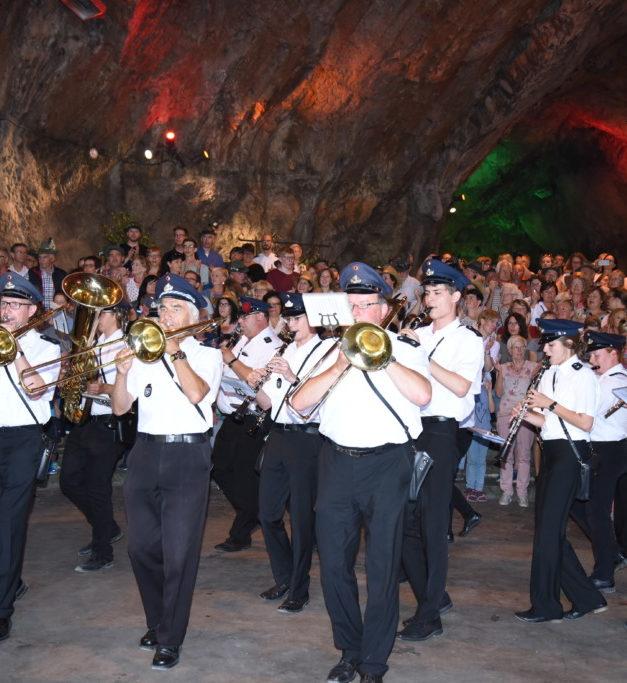 Musikzug Langenholthausen ist happy – Sonntag erster Auftritt im Jubiläumsjahr nach Zwangspause
