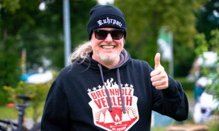 """""""Der Mann hinter dem Bauch"""" war live am AiRnah Café – Morgen kommt Comedy-Star"""