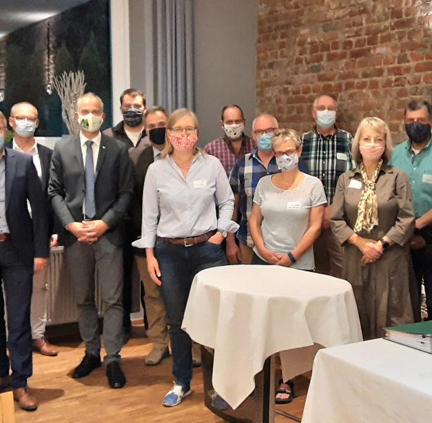 FWV-Vorsitzender Heinz Drees legt Amt nieder – Katharina Esser tritt Nachfolge an