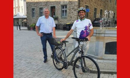 """""""Fahrrad trifft Geschichte"""""""
