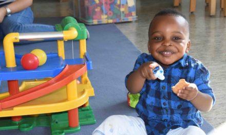 In Balve läuft alles vorbildlich: Deutschkursus für Flüchtlinge mit Kinderbetreuung