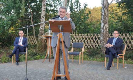 NRW-Innenminister hat offenes Ohr für heimische Polizei- und Rettungskräfte