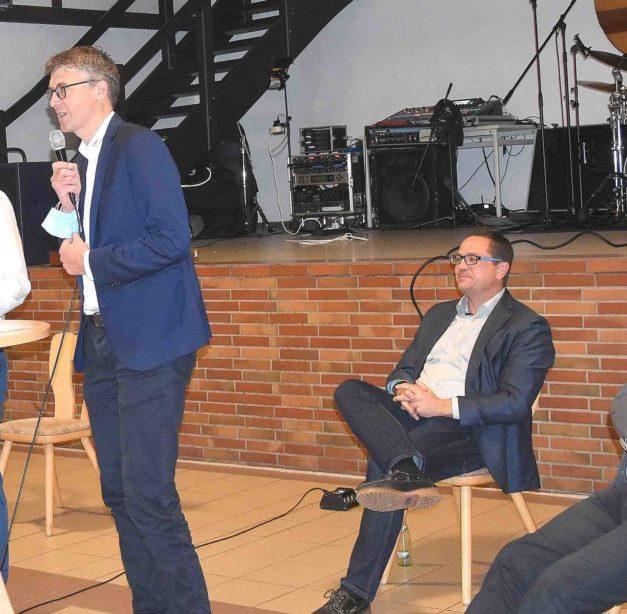 Kemper und Bender wollen nach der Wahl Dorfförderverein gründen