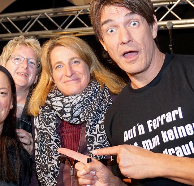 SORPESEE: Comedy-Spaß der Extraklasse vor AiRnah Café – Matze Knop liefert grandiose Show ab