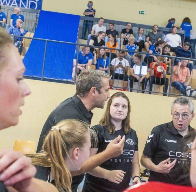 Auch Wutausbruch von Trainer Schallow bringt RCS-Volleyballerinnen nicht in die Erfolgsspur