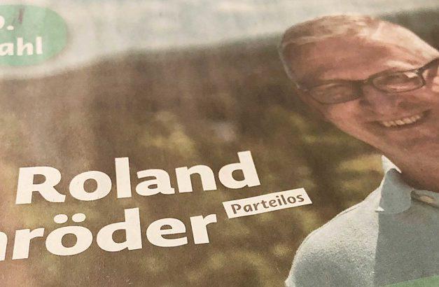 EILMELDUNG: Dr. Roland Schröder neuer Bürgermeister in Menden – Herausforderer Arlt chancenlos