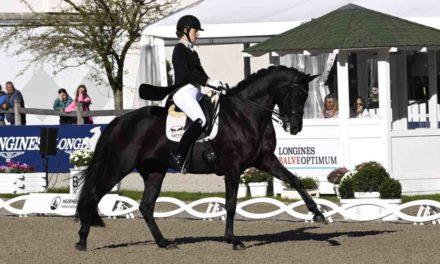 Longines Balve Optimum – DM Dressur: Lokalmatadorin Carina Bachmann belegt hervorragenden 2. Platz