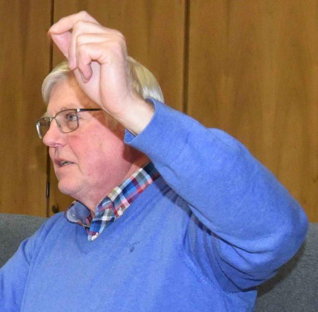 PAUKENSCHLAG: Paul Stüeken wird neuer Vorsitzender des Musikvereins Balve