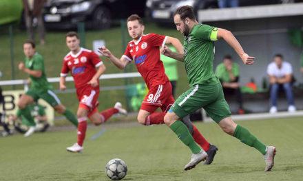 """Kapitän Fischer: """"Arpe-Wormbach wollte gar nicht Fußball spielen"""""""
