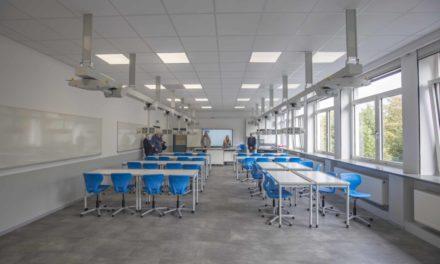Realschule Balve: Neuer Chemieraum ist Vorzeigeprojekt