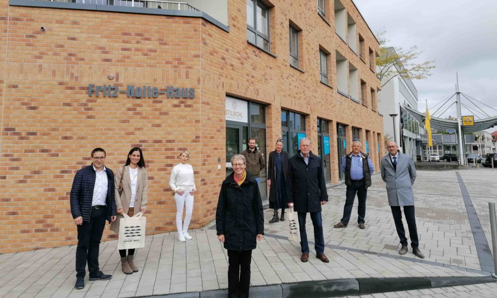 Goldbäckerei Grote eröffnet neue Filiale im Fritz-Nolte-Haus in Iserlohn – Personal gesucht