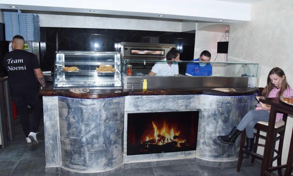 Neue Pizzeria an der Hauptstraße heute eröffnet
