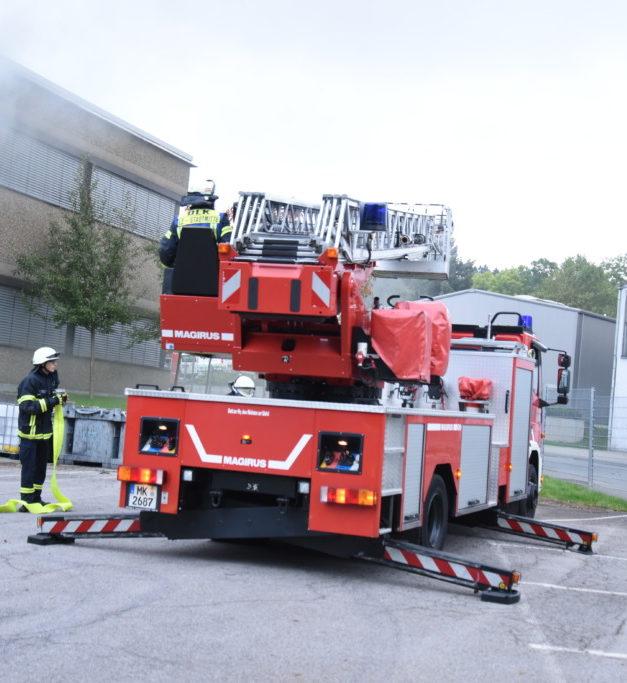 Galvanik-Brand in Firma Tyrolit: Schaden beläuft sich auf 2-stelligen Millionenbetrag