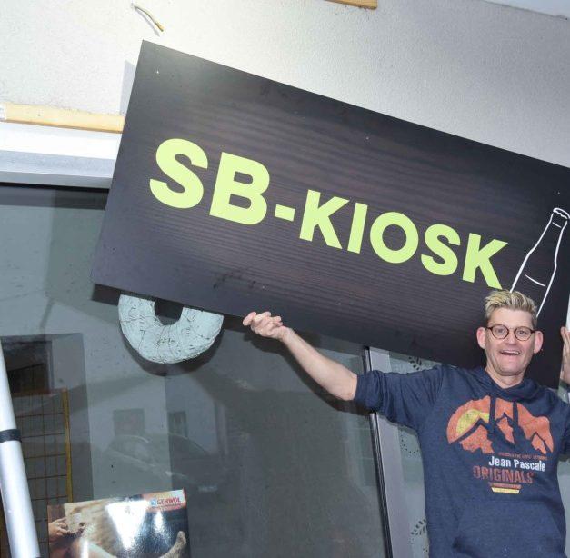 Landmarkt Mellen wird umgekrempelt – SB-Kiosk zieht um – Samstag gibt's frische Brötchen