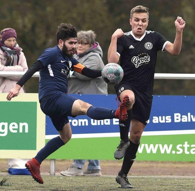 SG Beckum/Hövel will gegen SV Arnsberg 09 II punkten