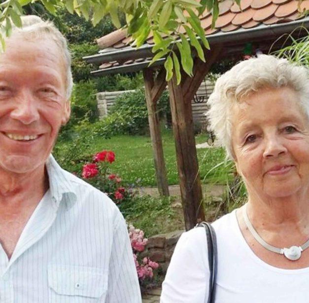 Ehepaar Mettken feiert heute Goldene Hochzeit