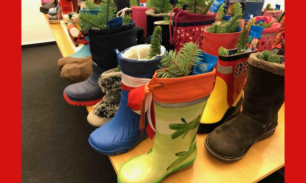 Stadtmarketing lädt zur 4. Weihnachts-Stiefelaktion in Sundern