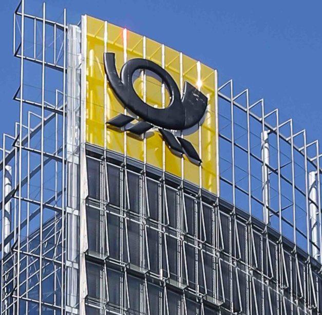 Deutsche Post DHL Group entschuldigt sich für Fehlverhalten ihres Zustellers