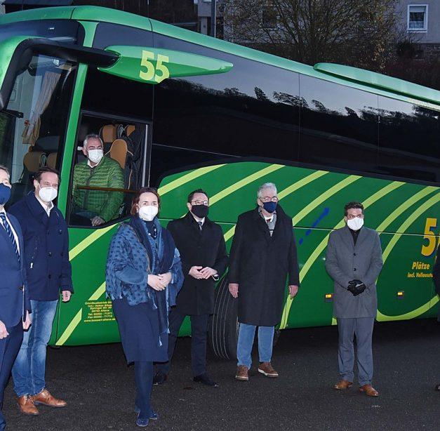Mehr Busse für die Schülerbeförderung: Hönnetalbahn wird endlich entlastet