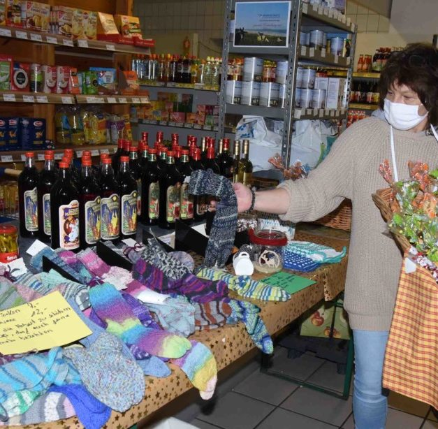 Advents-/Weihnachtsbasar: Markt-Chefin ist fasziniert von den Garbeckern